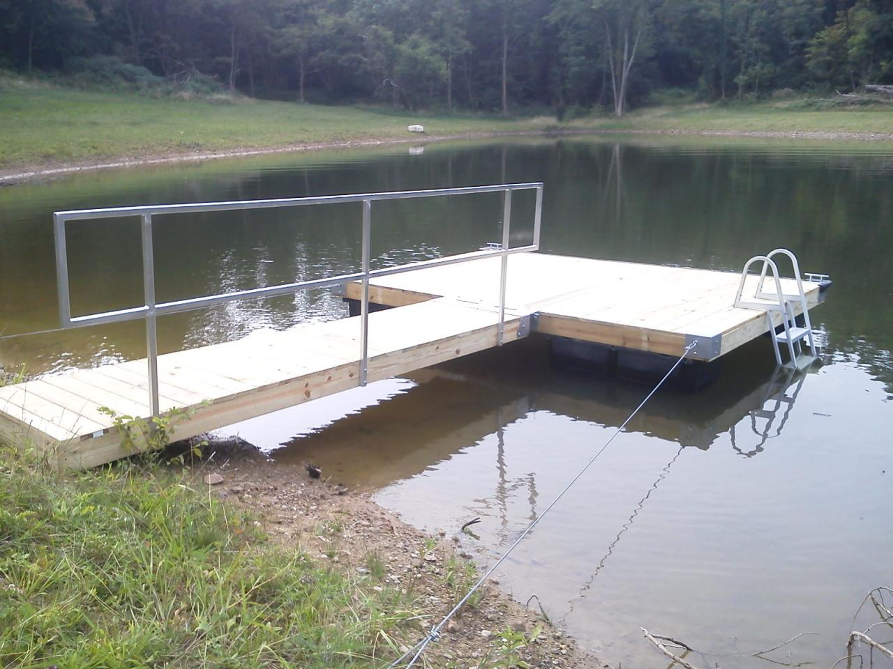 Genesis Services Our Types Of Docks Ramps And Accessories